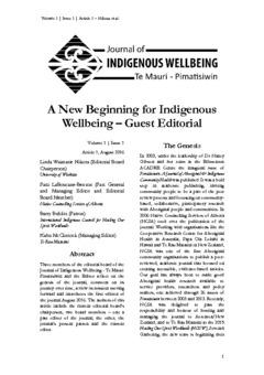 maori psychology research unit