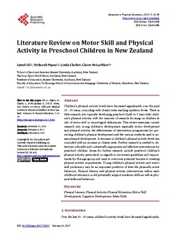 literature review skill