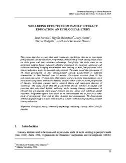 Māori & Psychology Research Unit