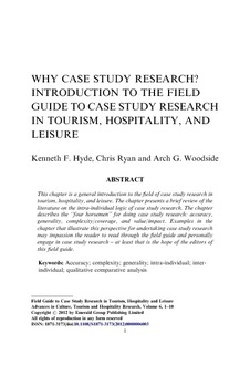 case study research paper